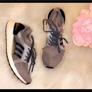 ADIDAS Ultraboost X Baby Blue Running Sneakers